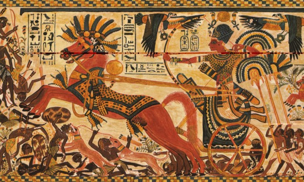 King Tut Was Disabled Malarial and Inbred DNA Shows