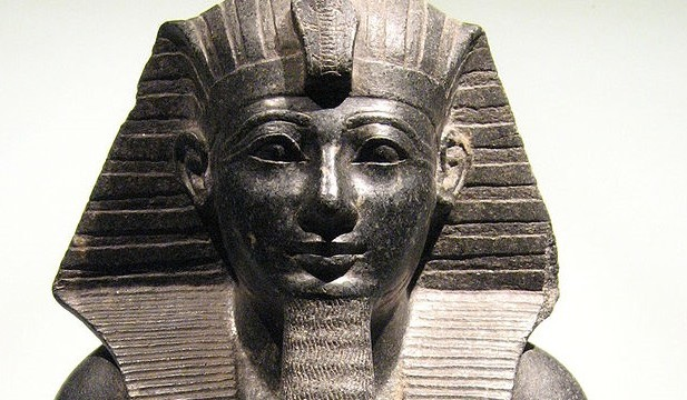 The mummy was found in a temple for Thutmosis III